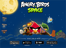 Angry Birds Space- Out now on iOS, Android, MAC and PC.