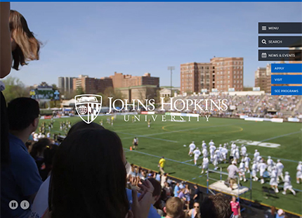 Home  Johns Hopkins University